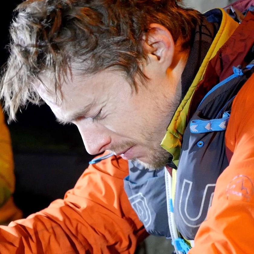 John Kelly - Montane Spine Race - Summit Fever Media