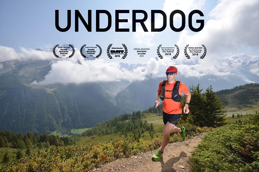 UTMB DOCUMENTARY - UTMB FILM  - Watch Damian Hall in Underdog - training for the 2018 UTMB®