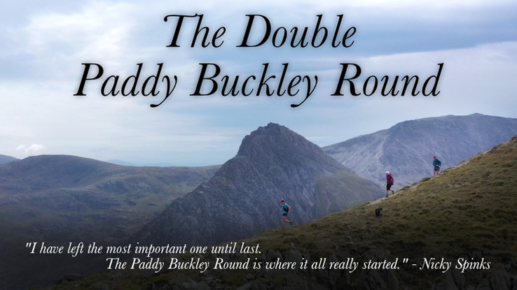 Nicky Spinks Double Paddy Buckley Round Film