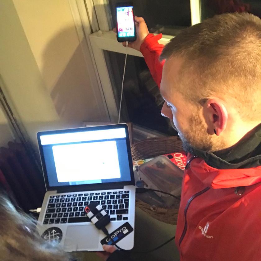 Montane Spine Race - Summit Fever Media