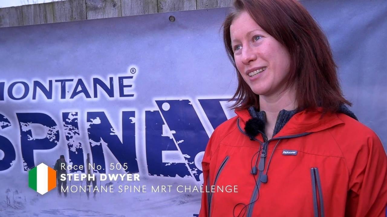 Episode 1 • Montane Spine Race 2018