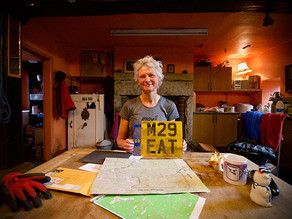 New Film - Nicky Spinks at 2019 Barkley Marathons