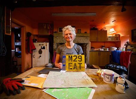 New Film - Nicky Spinks at 2019 Barkley Marathons