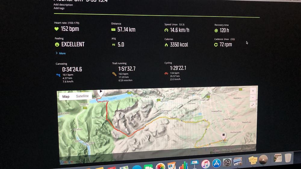 Gleneagles Adventure Race