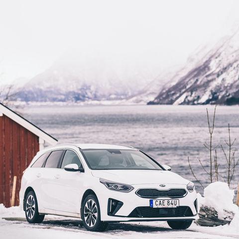 Sesión para KIA Suecia/Noruega - Feb20