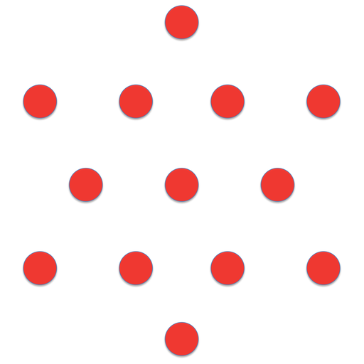 Dots Card Flash Card App