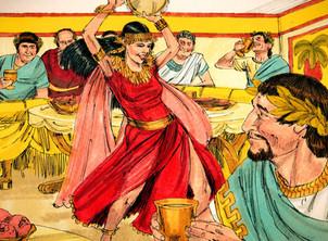 Meet Joanna, Herodias, and Salome