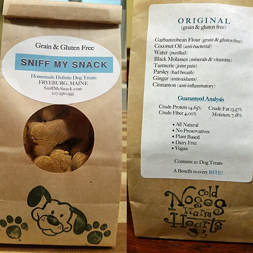 Original Ginger and Molasses Grain and Gluten Free
