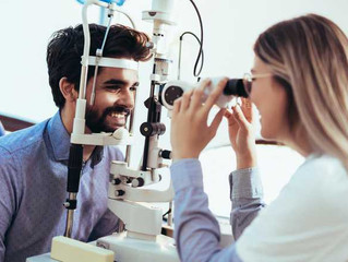 5 Signs it's Time to get an Eye Exam