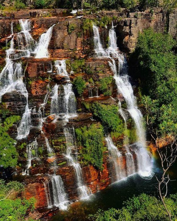 Cachoeira-Almécegas