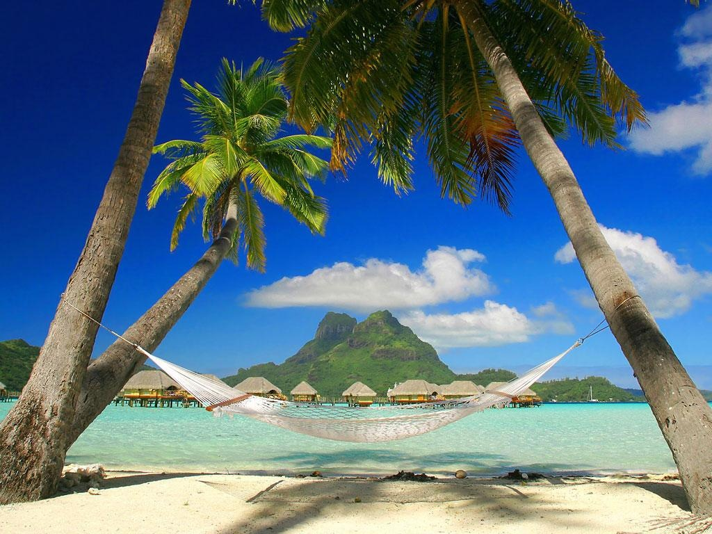 Descanso e lindas paisagens