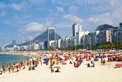 Hotéis nas melhores praias do Brasil