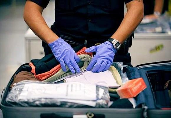 A nova fiscalização da Receita para passageiros de vôos internacionais