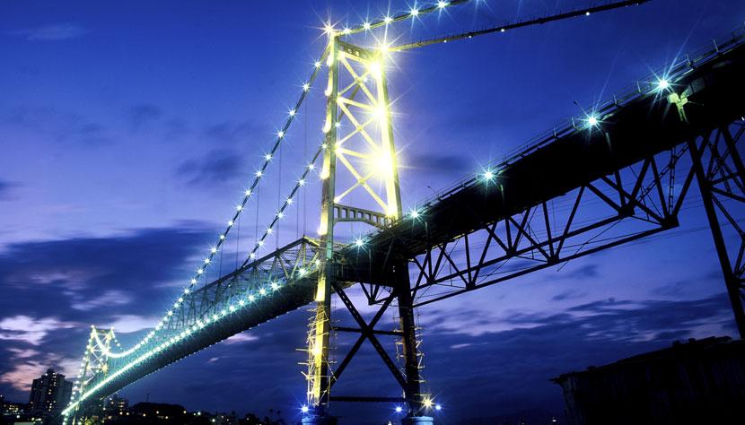 Ponte Hércílio Luz