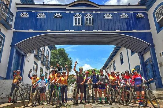 De Bicicleta na Serra do Espinhaço (MG)