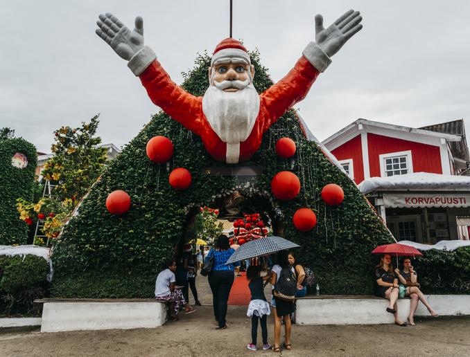 Casa do Papai Noel Penedo