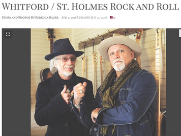 Photos & Story: Whitford St. Holmes - Rock & Roll Reunion