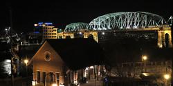 Shelby St. Bridge Nashville