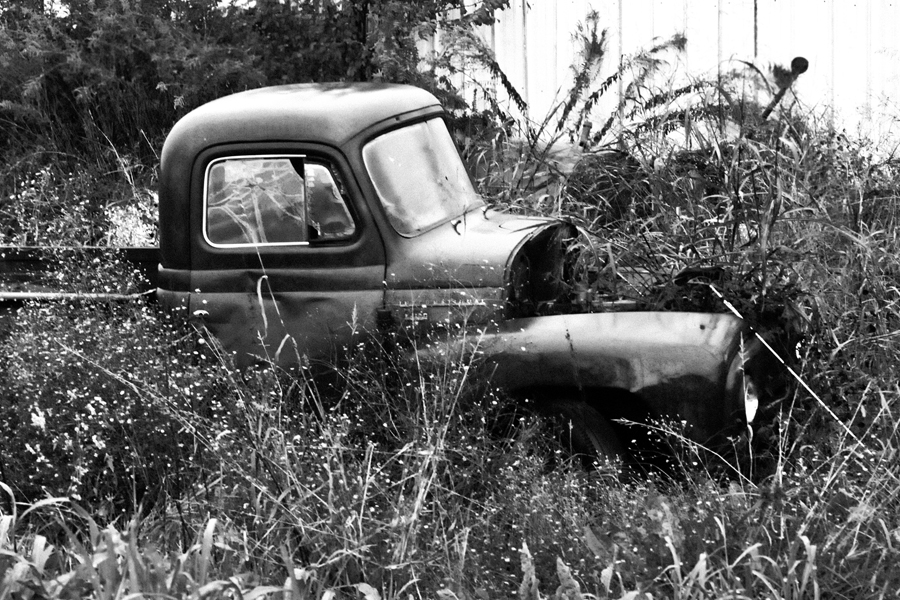 Abandoned Truck in Arkansas