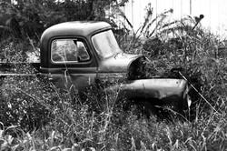 Abandoned Truck in Arkansas