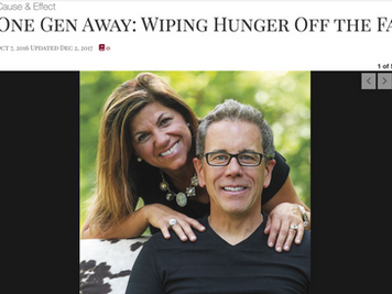 Photos & Story: One Gen Away - Wiping Hunger off the Face of America