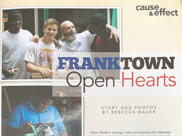 Photos & Story: Franktown Open Hearts