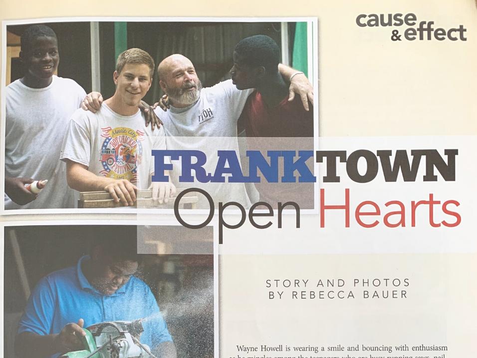 Photos & Story: Franktown Open Hearts
