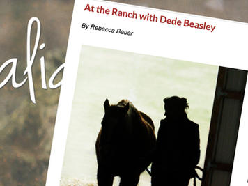 Story: At the Ranch with Dede Beasley