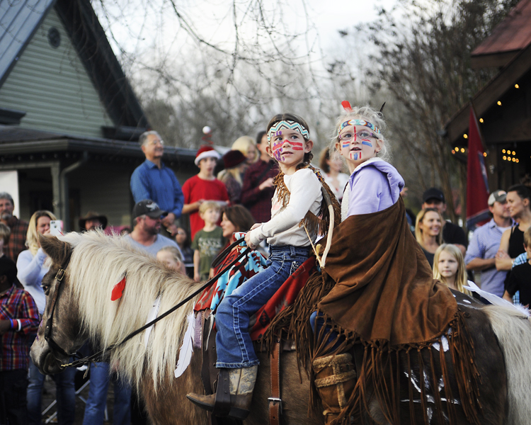 Indian Pony Leiper's Fork Parade