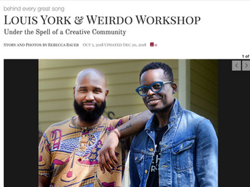 Photos & Story: Louis York & Weirdo Workshop