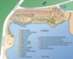 Nouveau plan du camping 2019 AVEC BMX 2.