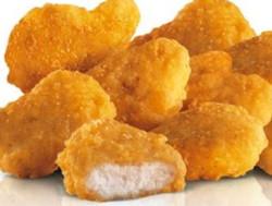 Nuggets pollo