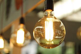 bespoke lighting for illustration purposes