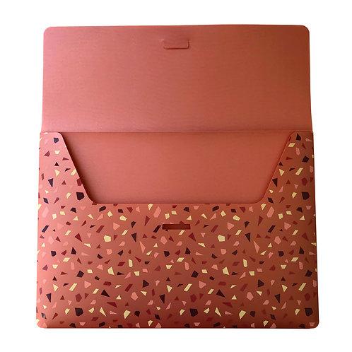 Pasta Smart A4 - Mineral Pink Bronze