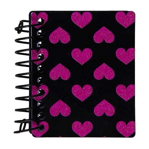 Caderninho Anotação 100fls - Love
