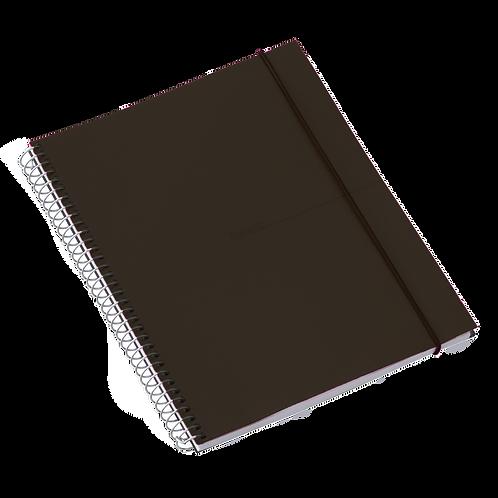 Caderno Universitário 1 matéria 96fls - Basic preto