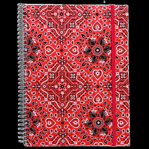 Caderno Universitário Bandana