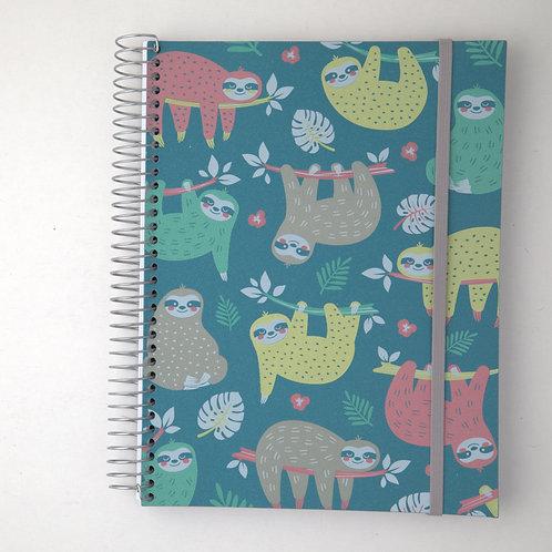 Caderno Universitário ZOO - 10 Matérias