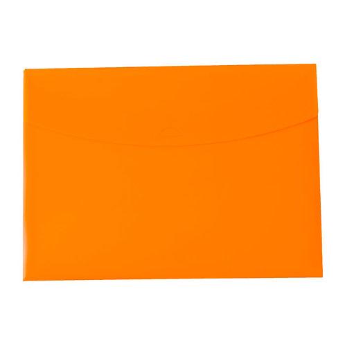 Pasta Envelope A4 - Splash Laranja