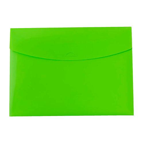 Pasta Envelope A4 - Splash Verde