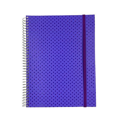 Caderno Universitário Circle