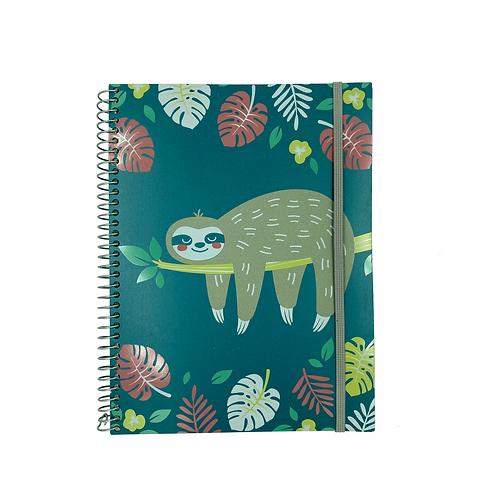 Caderno Universitário ZOO