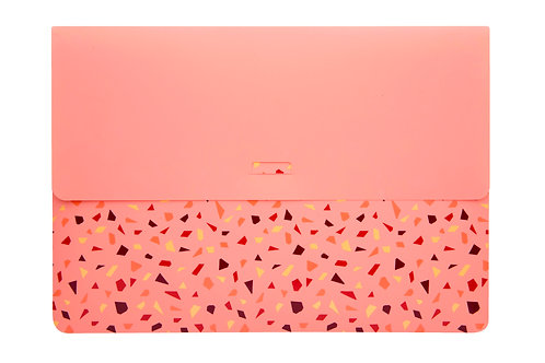 Pasta Envelope A4 - Mineral Pink Rosa