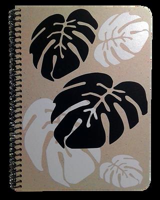 Caderno Universitário 80fls - Folhas Claro
