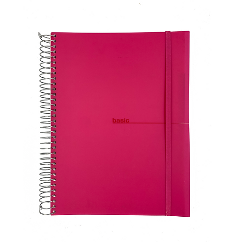 Caderno Universitário Basic