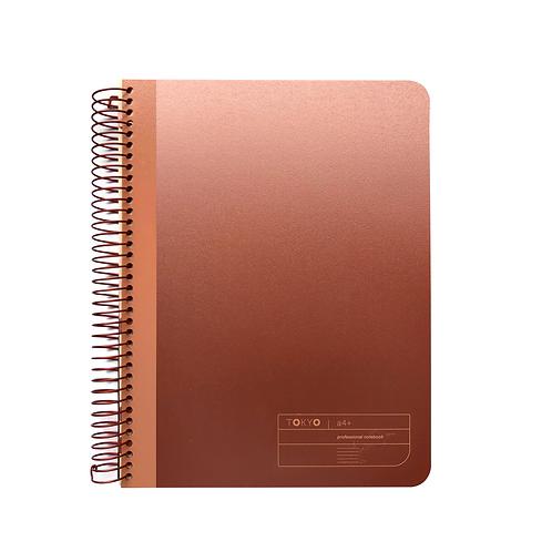 Caderno  A4+ Tokyo (3 divisórias)