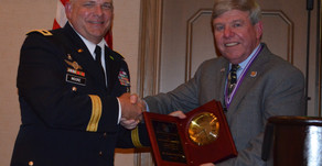 """2017 Eli E. Nobleman Awarded to MG Kenneth """"Ritche"""" Moore"""