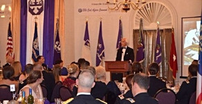 Memorable weekend in Fort Meade with the 352nd Civil Affairs Command
