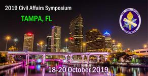 Register for the 2019 Civil Affairs Symposium!