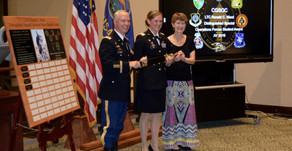 Civil Affairs officer named top Special Operations Forces Graduate at CGSC